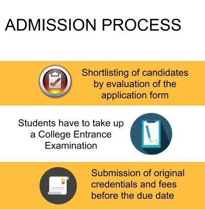 Admission Process - JIMS, Greater Noida