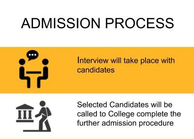 Admission Process - KV Institute of Management and Informations Studies,Coimbatore