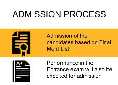 Admission Process - HiTech College of Engineering and Technology, Hyderabad