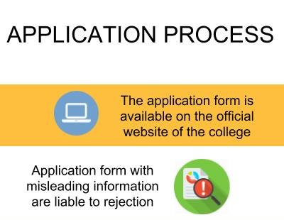 Application Process - JIMS, Greater Noida