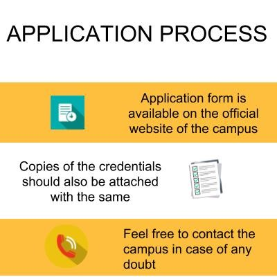 Application Process - MIT World Peace University, Pune