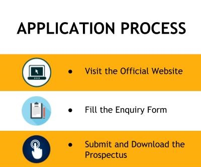 Application Process - Chennais Amirta International Institute of Hotel Management, Chennai