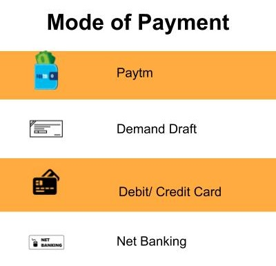Mode of Payment
