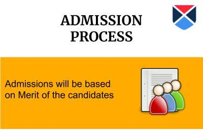 Admission Process - Sai College, Bhilai