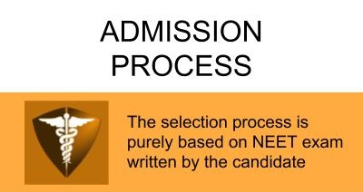 Admission Process - Padmashree Dr DY Patil Medical College, Pune