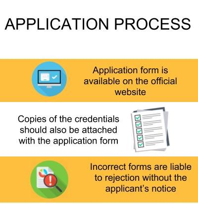 Application Process - ICBM School of Business Excellence, Hyderabad