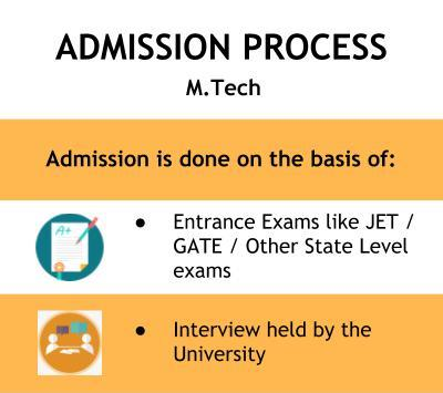 M.Tech Admission Process - School of Engineering and Technology - Jain University, Bangalore