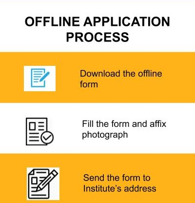 Offline Application Process- Jaipuria Institute of Management, Ghaziabad