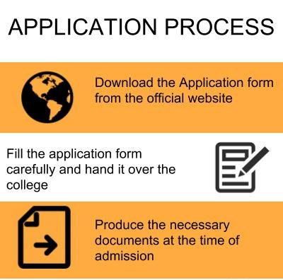 Application Process - Presidency College, Chennai