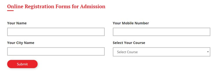 Application Form - Meerut Institute of Engineering and Technology, Meerut