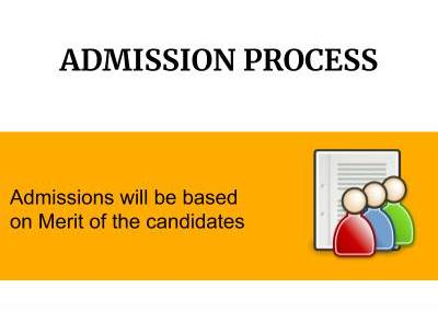 Admission Process - Kakatiya University, School of Distance Learning and Continuing Education, Warangal