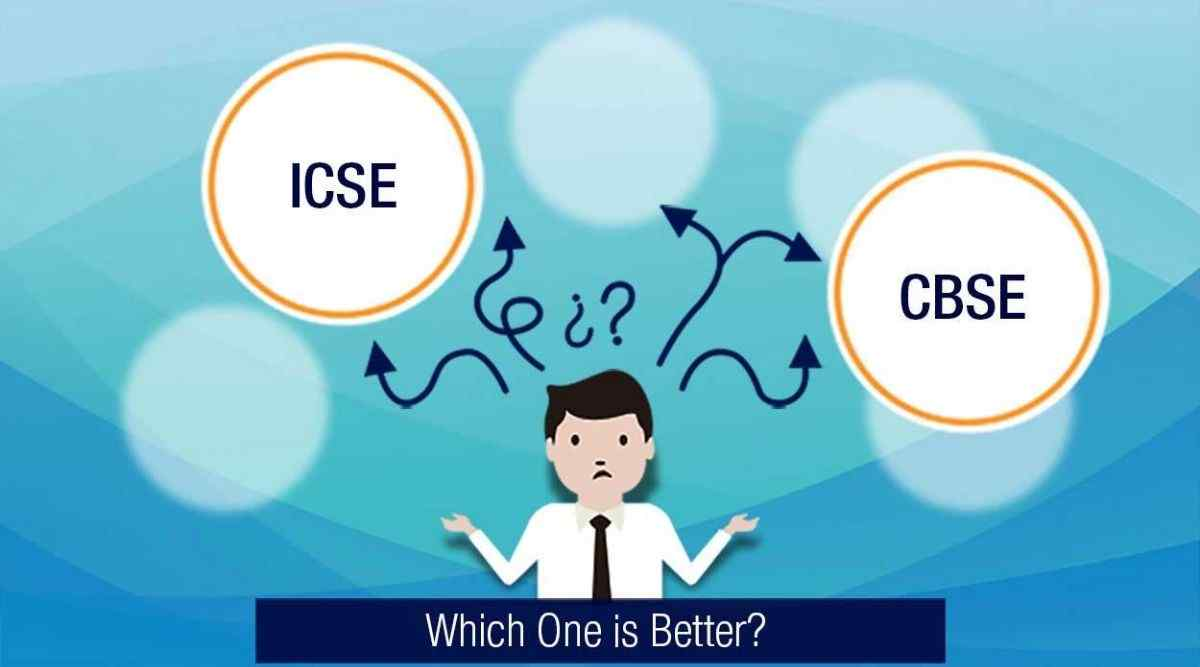ICSE vs CBSE Board