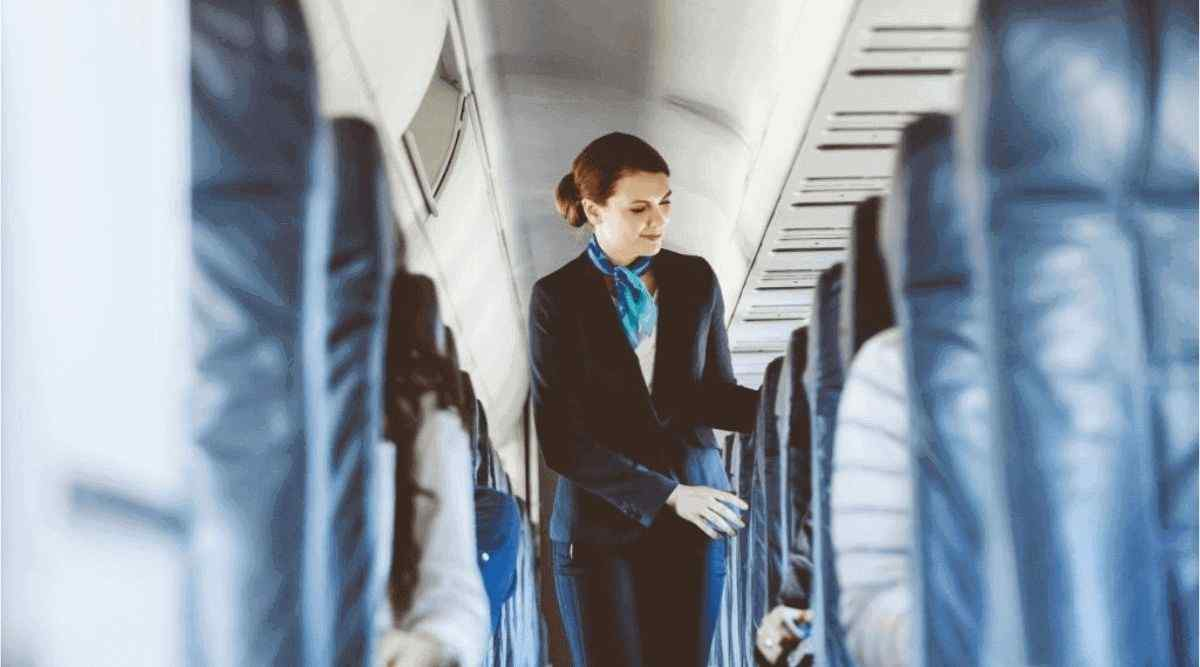 How to become an Air Hostess in India - Salary, Career, Scope