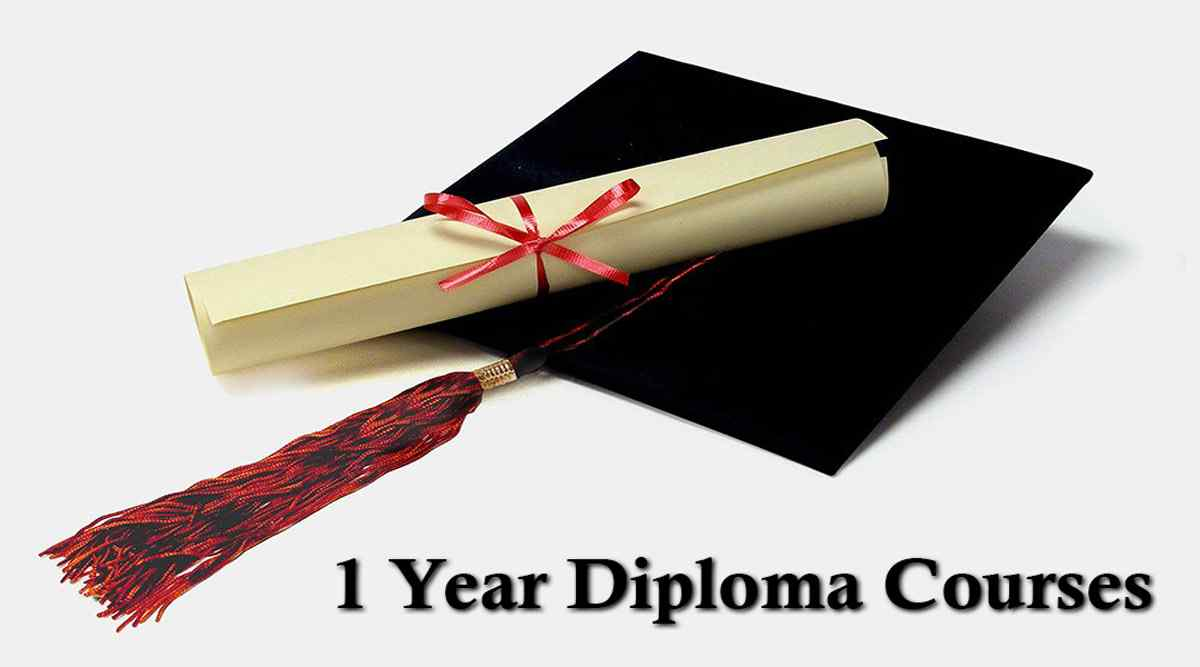 1 Year Diploma Courses After 12th: Science, Commerce, Arts