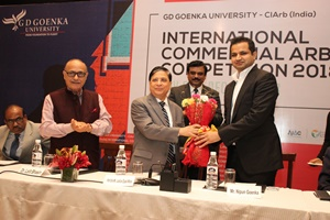 GD Goenka Moot Competition