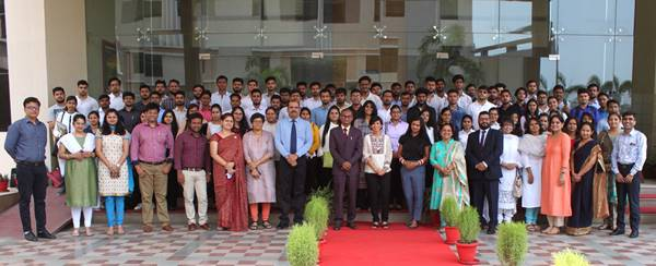 MBA Students of GDGU
