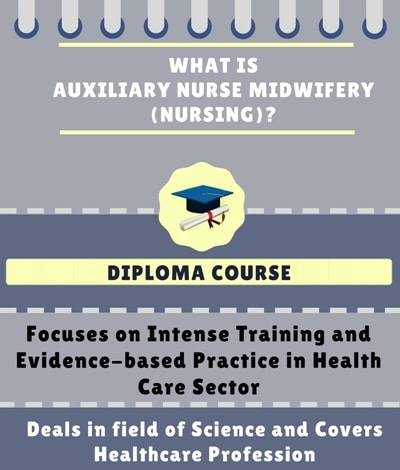 What is Auxiliary Nurse Midwifery [A.N.M.] (Nursing)?