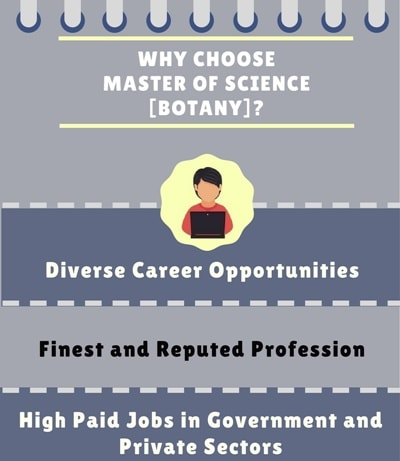 Why choose Master of Science [M.Sc] (Botany)?