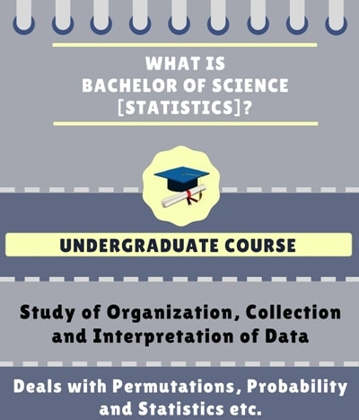 What is Bachelor of Science [B.Sc] (Statistics)?