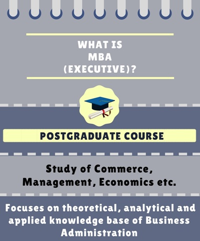 What is Executive Master of Business Administration [EMBA]?
