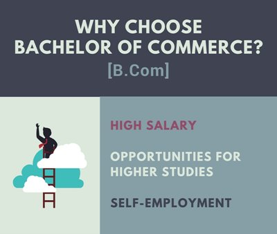 Why choose B.Com?