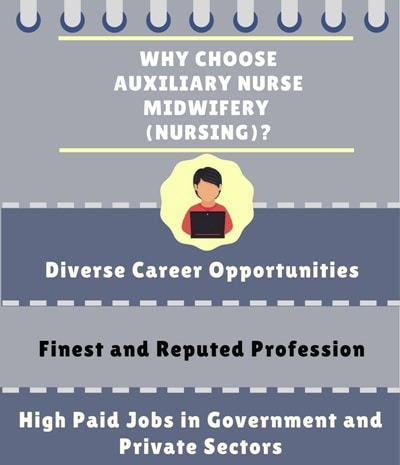 Why Choose Auxiliary Nurse Midwifery [A.N.M.] (Nursing)?