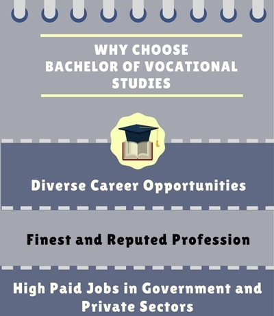 Why Choose Bachelor of Vocational Studies [B.Voc]?