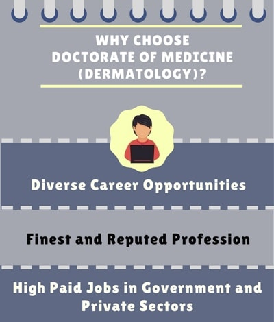 Why Choose Doctorate of Medicine [MD] (Dermatology)?