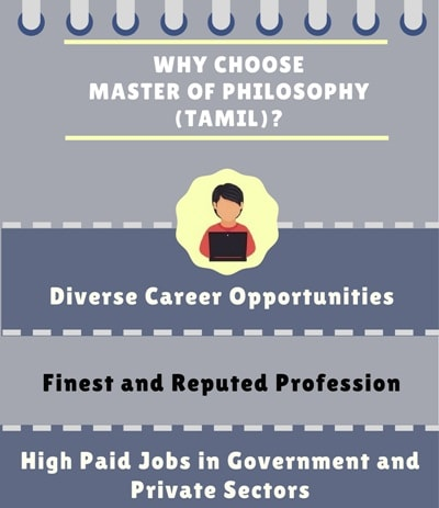 Why Choose Master of Philosophy [M.Phil] (Tamil)?