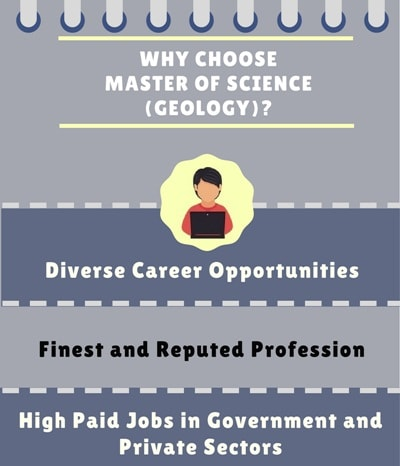 Why Choose Master of Science [M.Sc] (Geology)?