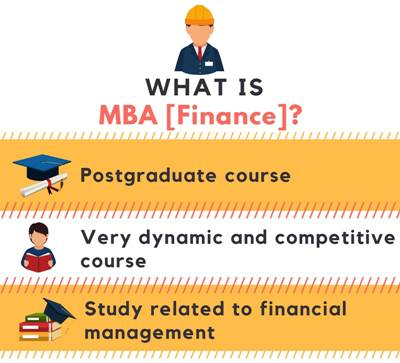 What is Master of Business Administration[MBA](Finance)?