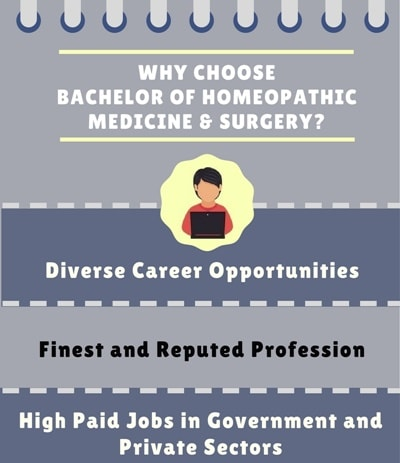 Why Choose Bachelor of Homeopathic Medicine & Surgery [BHMS]?