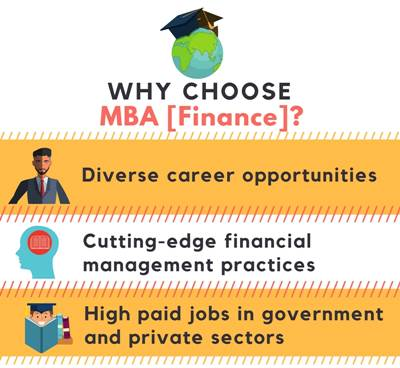 Why choose Master of Business Administration [MBA](Finance)?