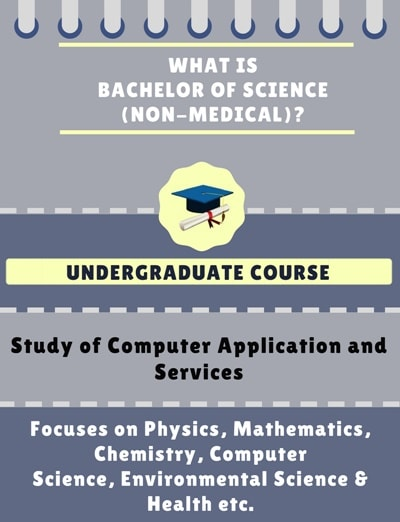 What is Bachelor of Science [B.Sc] (Non-medical) ?