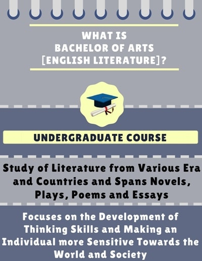 What is Bachelor of Arts [BA] (English Literature)?