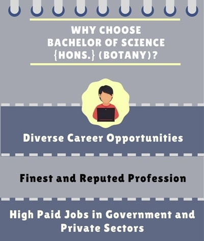 Why Choose Bachelor of Science [B.Sc] {Hons.} (Botany)?