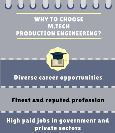 Why choose Production Engineering?