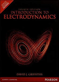 IIT JAM 2019 reference books -Introduction to Electrodynamics by David J. Griffiths