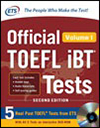 TOEFL Reference Materials