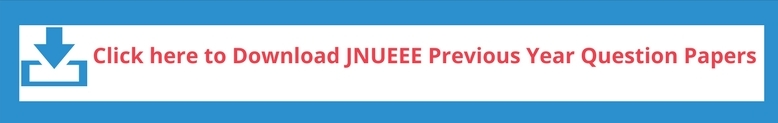 JNUEEE 2019 Previous Year Question Paper