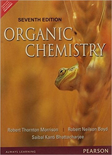 Organic Chemistry by Robert