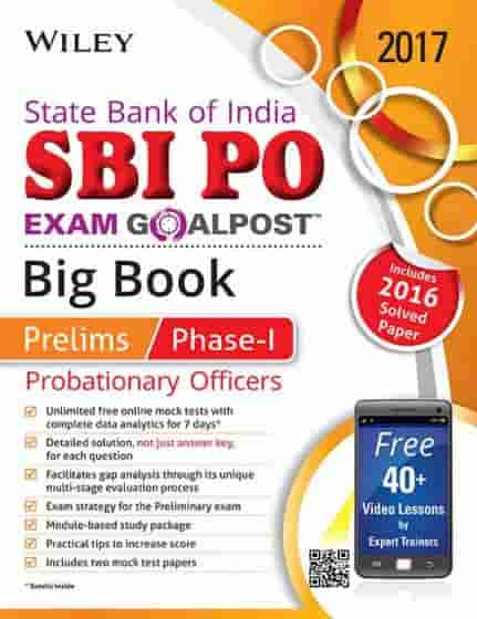 sbi po reference book d