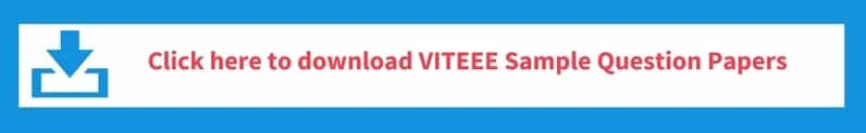 VITEEE 2018 Sample question papers