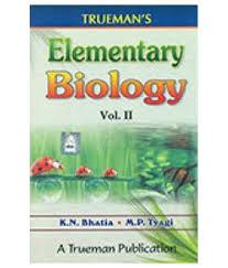 Trueman's Elementary Biology