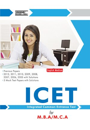TS ICET Reference Books-2