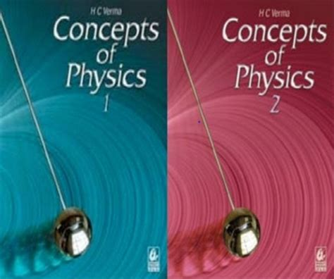 IIT JAM 2019 Reference Book - Concepts of Physics by HC Verma