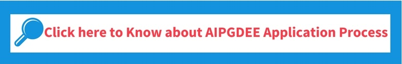 Click Here To Know About AIPGDEE Application Process