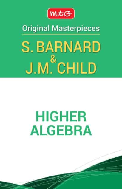 Higher Algebra By Bernard & Child