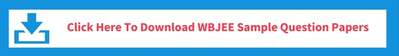 WBJEE sample question papers