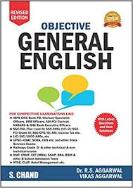 Objective General English 1st Edition by R.S. Agarwal